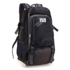 ขาย Siamcity Mall กระเป๋าเป้ กระเป๋าสะพายหลัง กระเป๋าเป้สะพายหลัง กระเป๋าเดินทาง ผ้า ไนล่อน สำหรับ เดินทาง ทำงาน สีดำ ถูก ใน Thailand