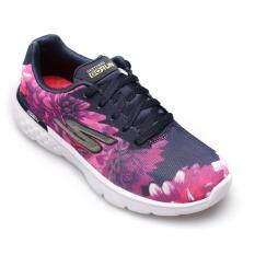 ราคา Skechers Women รองเท้าผ้าใบ ผู้หญิง รุ่น Go Run 400 14803Nvmt Navy Multi Skechers ใหม่