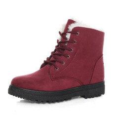 ราคา รองเท้าบูท Snow Boots Martin Boots ร้านค้าโรงงานของเกาหลีผู้หญิงกันน้ำ N รองเท้า Unbranded Generic