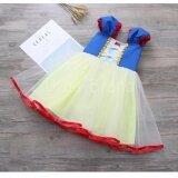 ราคา ชุดเจ้าหญิง ชุดราตรีเด็ก รุ่น Snoww Princess Dress