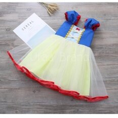 ขาย ซื้อ ชุดเจ้าหญิง ชุดราตรีเด็ก รุ่น Snoww Princess Dress