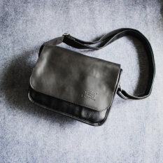ราคา กระเป๋าญี่ปุ่นและเกาหลีใต้ผู้ชายกระเป๋าขนาดเล็กแบบแผน สีดำ ออนไลน์ ฮ่องกง