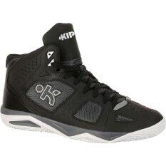 ราคา รองเท้าบาสเก็ตบอลสำหรับผู้ใหญ่รุ่น Strong 300 สีดำ เป็นต้นฉบับ Kipsta