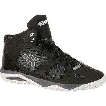 รองเท้าบาสเก็ตบอลสำหรับผู้ใหญ่รุ่น STRONG 300 (สีดำ)