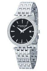 Stuhrling นาฬิกาสำหรับผู้หญิงสายสแตนเลส รุ่น 579 02 สีเงิน ถูก