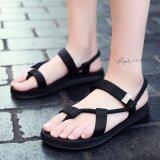 ราคา Summer Men And Women Flat Flip Flops Slippers Casual Fashion Surf Beach Shoes Couples Sandals Flip Flops Lover Shoes Intl ใหม่ ถูก