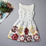 ซื้อ Summer Sleeveless Print G*rl Princess Dress Intl Unbranded Generic ออนไลน์