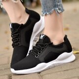 ขาย Sun Women Sport Casual Sneaker รองเท้าผ้าใบ รองเท้าผ้าใบผู้ชาย รองเท้าแฟชั่น No 1901 Black Sun เป็นต้นฉบับ
