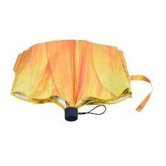 ซื้อ Sunflower Folding Travel Umbrella Parasol
