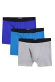 ขาย Supercart Avidlove แฟชั่น 3 ชิ้นชายผ้ายืดยืดกางเกงยืดกางเกงยืดกางเกงยืด สีฟ้า เทา นานาชาติ ออนไลน์