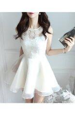 ซื้อ Sweet Princess Dress Charming Formal Bridesmaid Prom Party Cocktail Ball Evening Dress Intl ออนไลน์ จีน