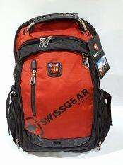 ขาย Swiss Gear กระเป๋าโน๊ตบุ๊ค รหัส1460 แดง เป็นต้นฉบับ