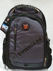 ขาย Swiss Gear กระเป๋าโน๊ตบุ๊ค รหัส1460 เทา Swiss Gear ถูก