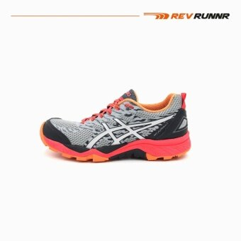 Cheapest Price Asics Women Running Shoes รองเท้าวิ่งผู้หญิง T6J5N.9693-GEL-FujiTrabuco  5-MIDGREY SILVER DIVA PINK-WOMEN ขายช็อก e0bfbc5390b