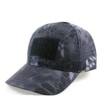 หมวกแก๊ปลายทหารพราง สำหรับกิจกรรมกลางแจ้ง เล่นกีฬา ตั้งแคมป์