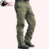 ทบทวน กางเกงยุทธวิธีชาย 101 กระโปรงพลัสขนาดฝ้ายกางเกงหลายกระเป๋าสไตล์ทหารกองทัพพรางกางเกงคาร์โก้ของผู้ชายกองทัพสีเขียว นานาชาติ Unbranded Generic