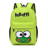 ซื้อ โรงเรียนอนุบาล Taipan กระเป๋าเป้สะพายหลังสำหรับเด็กกระเป๋านักเรียน กบสีเขียว ออนไลน์