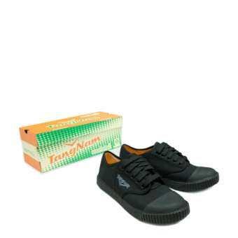 รองเท้าผ้าใบนักเรียนตังน้ำ Tangnam 80-S สีดำ (Black)