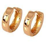 ซื้อ Tanittgems ต่างหูห่วงทองขัดเงา รุ่น Er23131 ถูก กรุงเทพมหานคร