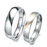 ราคา Tanittgems แหวนคู่ แหวนคู่รักแบบรวมหัวใจ รุ่น Tncr004 Tanittgems เป็นต้นฉบับ