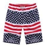 ขาย Tb Korean Men S Casual Large Size Beach Pants Stars Intl ออนไลน์