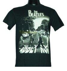 ซื้อ เสื้อวง The Beatles เสื้อยืดวงดนตรีร็อค เสื้อร็อค เดอะบีเทิลส์ Btl1237 ส่งจากไทย ออนไลน์ ถูก