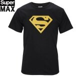 ขาย The Coolmind 100 Cotton Tee Shirt Short Sleeve Superman Printed Men T Shirt Casual Cool O Neck Men T Shirt 2017 001 Black Intl Diy ถูก