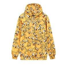 ฤดูใบไม้ร่วงใหม่ดาวคุณภาพการพิมพ์ดิจิตอลเสื้อกันหนาวสิงโตเสื้อกันหนาวกระเป๋าสาว - นานาชาติ By Good Products Global Trading Company.