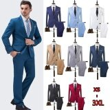 ขาย The High Quality Spring 2017 Business And Leisure Suit A Two Piece Suit The Groom S Best Man Wedding 8 Colors Intl Unbranded Generic ใน จีน