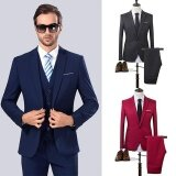 ราคา The High Quality Spring 2017 Business And Leisure Suit A Two Piece Suit The Groom S Best Man Wedding 8 Colors Intl ออนไลน์ จีน