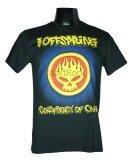 ส่วนลด เสื้อวง The Offspring เสื้อยืดวงดนตรีร็อค เสื้อร็อค Ofp482 ส่งจาก กทม Unbranded Generic ใน ไทย
