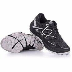 ขาย The Tank รุ่น Gp5 รองเท้ากีฬา รองเท้าวิ่งใหม่ล่าสุด น้ำหนักเบา กระชับเท้า สีดำ ขาว