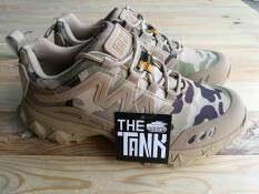 ราคา The Tank รองเท้าเดินป่า ปีนเขา ลุยป่า ลุยงาน กันน้ำได้ รุ่น Gm ลายทหาร สีมัลติแคม ถุงผ้า The Tank ออนไลน์ กรุงเทพมหานคร