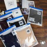 ขาย The Traveler Heattech No ลองจอน กันหนาว ทั้งชุด เสื้อแขนยาว กางเกงขายาว สีน้ำเงิน Perfect Pairs