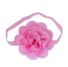 ที่คาดผมเด็ก ที่คาดผมเด็กเล็ก เด็กโต โบว์ผูกผม โบว์คาดผม ที่คาดผมดอกไม้ใหญ่ สีชมพู Standrd ใหม่ล่าสุด