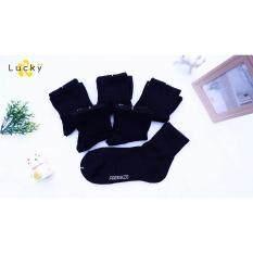 ซื้อ ถุงเท้าทำงานข้อสั้นสีดำ Freesize 6 คู่ ออนไลน์ กรุงเทพมหานคร