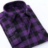 โปรโมชั่น เสื้อเชิ้ตลายสก๊อตของผู้ชายแบบหนา ยี่ห้อYibin Xdm13 Xdm13 ใน ฮ่องกง
