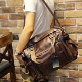 ซื้อ Tidog Men S Outdoor Leisure Bag Satchel Bag Handbag Business Computer Male Business Bag ถูก ใน จีน