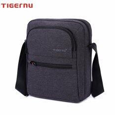ซื้อ Tigernu T L5105 Men Messenger Bag Waterproof Shoulder Bag Business Travel Casual Bag ออนไลน์