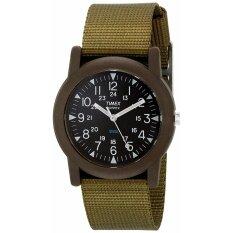 ราคา Timex Expedition นาฬิกาข้อมือ รุ่น T41711 Brown ที่สุด