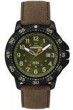 ทบทวน Timex Expedition นาฬิกาข้อมือผู้ชาย สีน้ำตาล ดำ สายหนัง รุ่น T49996 Timex