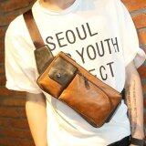 ซื้อ Tokyo Boy กระเป๋าหนัง Pu แนวย้อนยุค คาดอก หรือคาดเอว รุ่น Ne72 สีกาแฟ ออนไลน์ Thailand