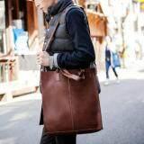 ขาย Tokyoboy กระเป๋าสะพายไหล่ หรือถือ ทรงยาว รุ่น Ne91 Brown Tokyoboy ออนไลน์