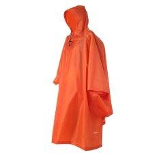 Tomshoo Multifunctional Lightweight Raincoat With Hood Hiking Cycling Rain Cover Poncho Rain Coat Outdoor Camping Tent Mat Intl ใน สมุทรปราการ