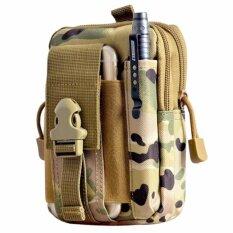 ซื้อ Top Class กระเป๋าเงิน กระเป๋าร้อยเข็มขัด กระเป๋าคาดเอว 1833 สีเขียว ถูก