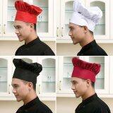 ราคา Trendy Chef ทำอาหาร Works หมวกปรุงอาหาร Prep ร้านอาหาร Home ห้องครัวสีขาว จีน