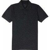 ราคา Tshirt ทีเชิ๊ตมาร์ท เสื้อโปโล ผ้าฝ้าย ผสม ทรง Regular Fit สีดำเทา เป็นต้นฉบับ