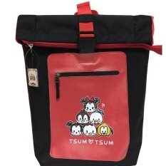 ราคา Tsum Tsum กระเป๋าเป้ Tt13 306 สีแดง ใหม่