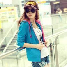 ขาย Tucky Jiang เสื้อคลุม แขนยาว กระเป๋าหน้า ซิบหน้า มีฮู้ด 00383 ออนไลน์ กรุงเทพมหานคร
