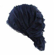 หมวกมุสลิมหมวกหมวกชีฟองจีบ - นานาชาติ.